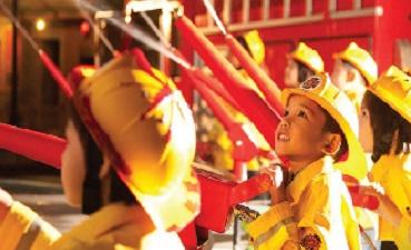 曼谷kidZania兒童主題樂園門票